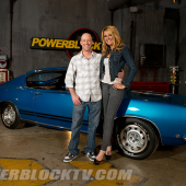 Watch POWERBLOCK on SPIKE TV MAY 4th at 9am PT/ET!
