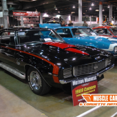 Celebrity Guest Appearance- Muscle Car & Corvette Nationals November 22nd & 23rd 2014