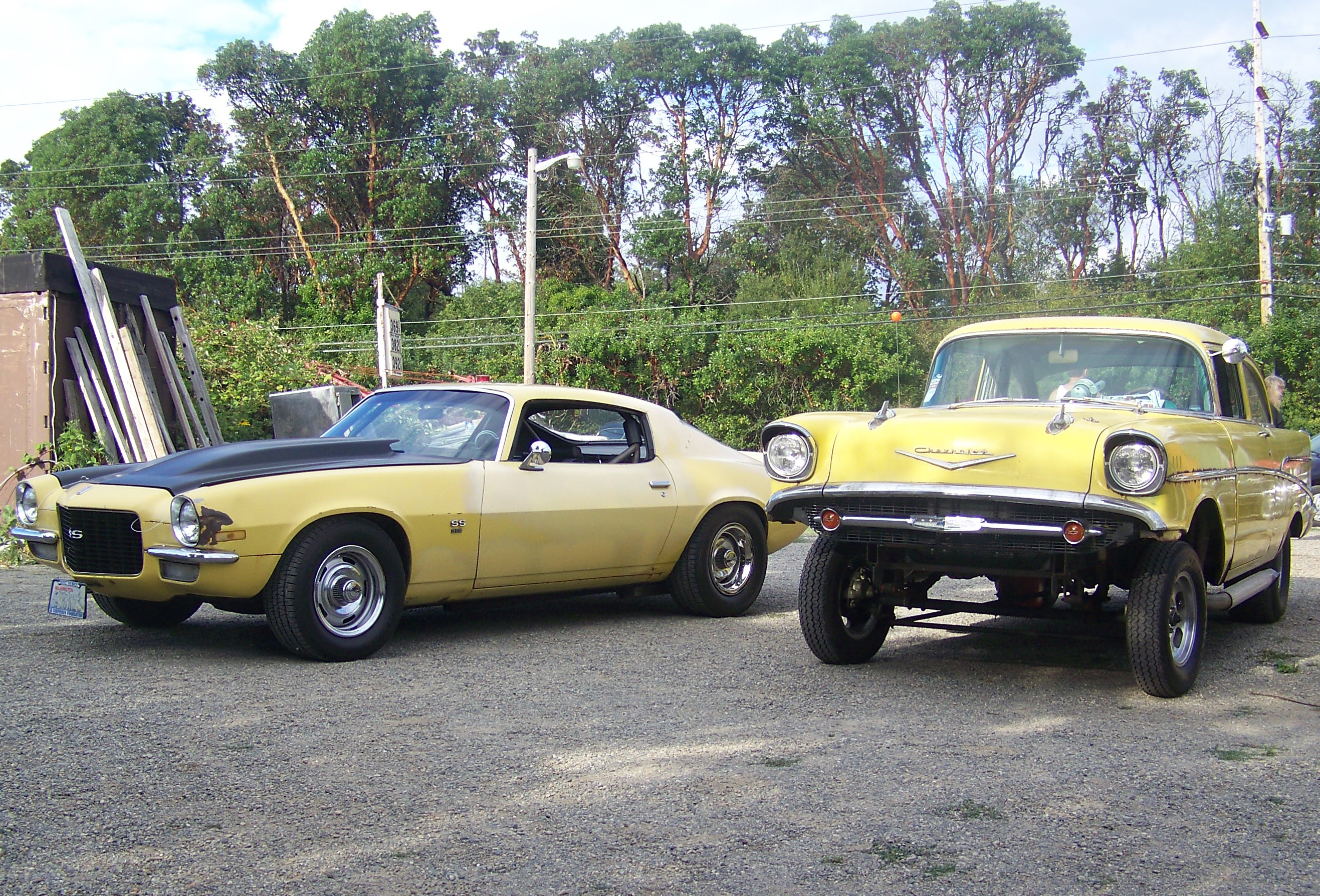 Barn Finds! American Muscle! « Clutch the Movie